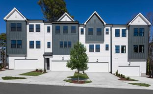 Waterside by Tri Pointe Homes in Raleigh-Durham-Chapel Hill North Carolina