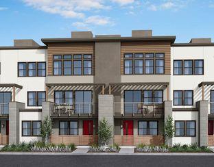 Plan 1 - ParkerOne: Orange, California - Tri Pointe Homes