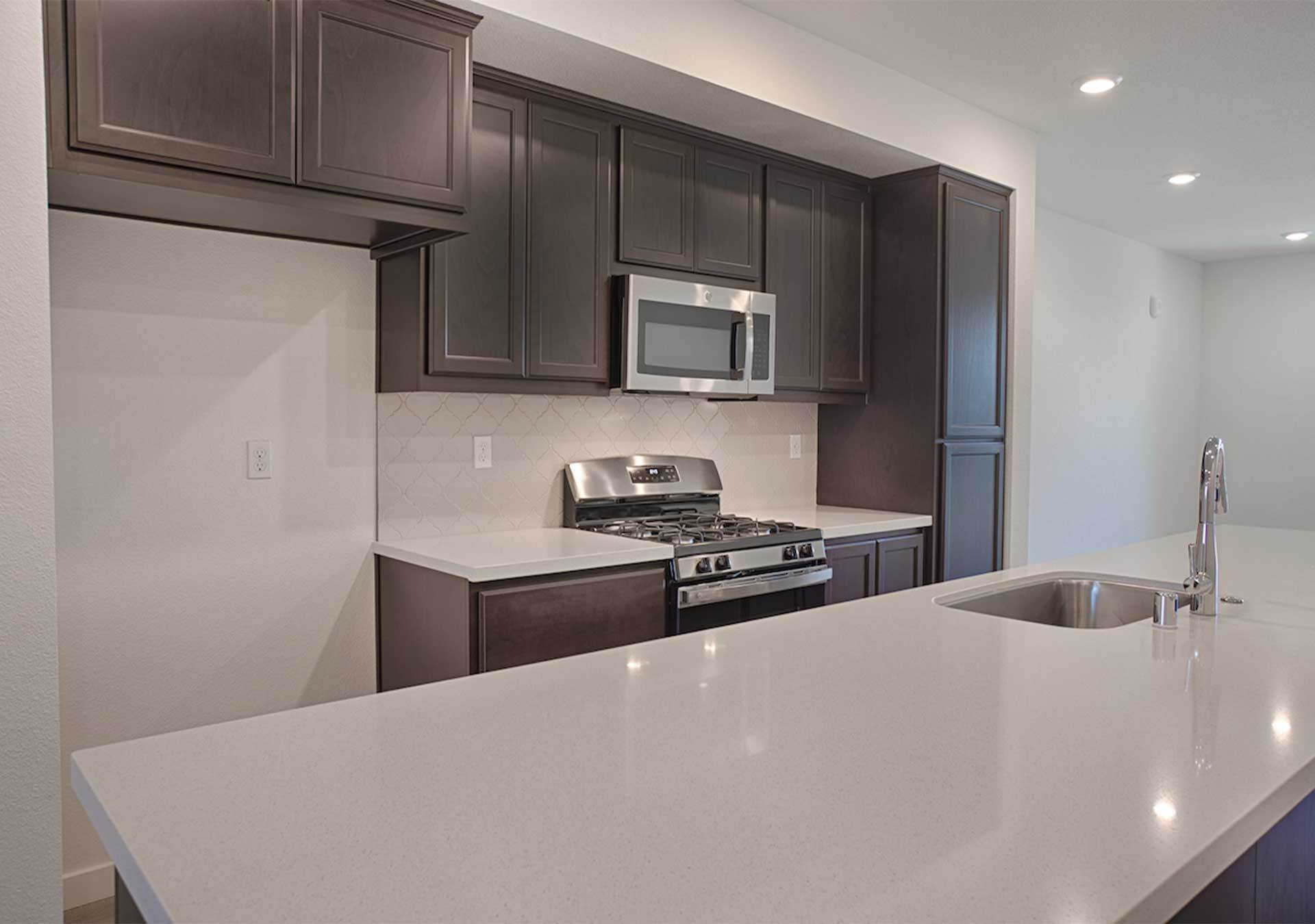 Kitchen featured in the Plan 1 By Tri Pointe Homes in Oakland-Alameda, CA