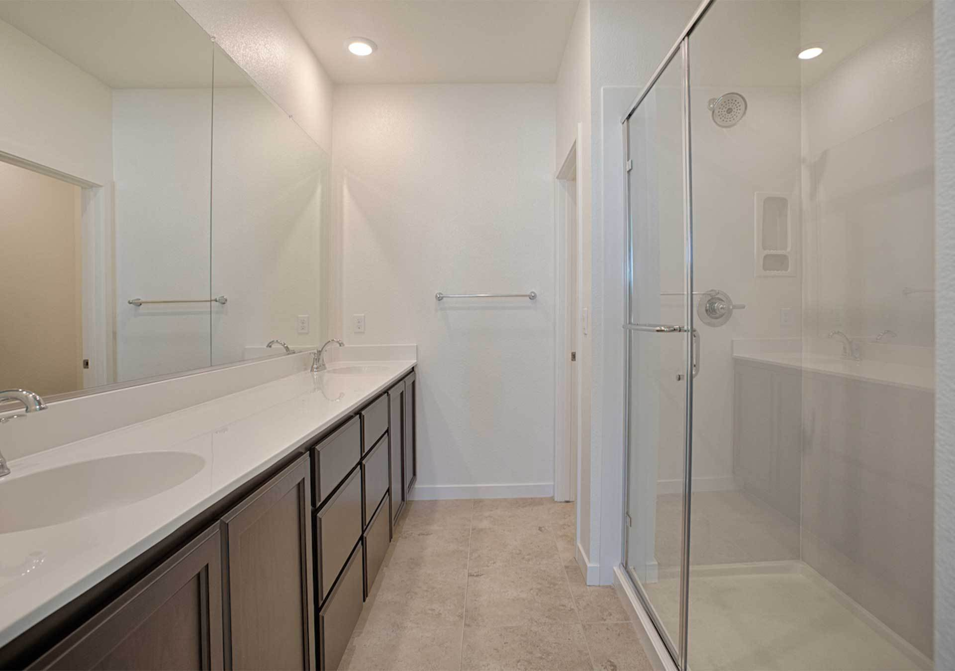 Bathroom featured in the Plan 1 By Tri Pointe Homes in Oakland-Alameda, CA