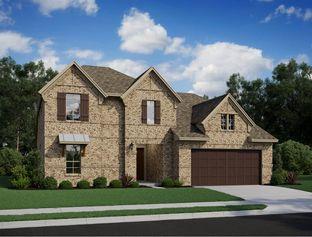 Barnhart - Cross Creek Ranch 60: Fulshear, Texas - Tri Pointe Homes
