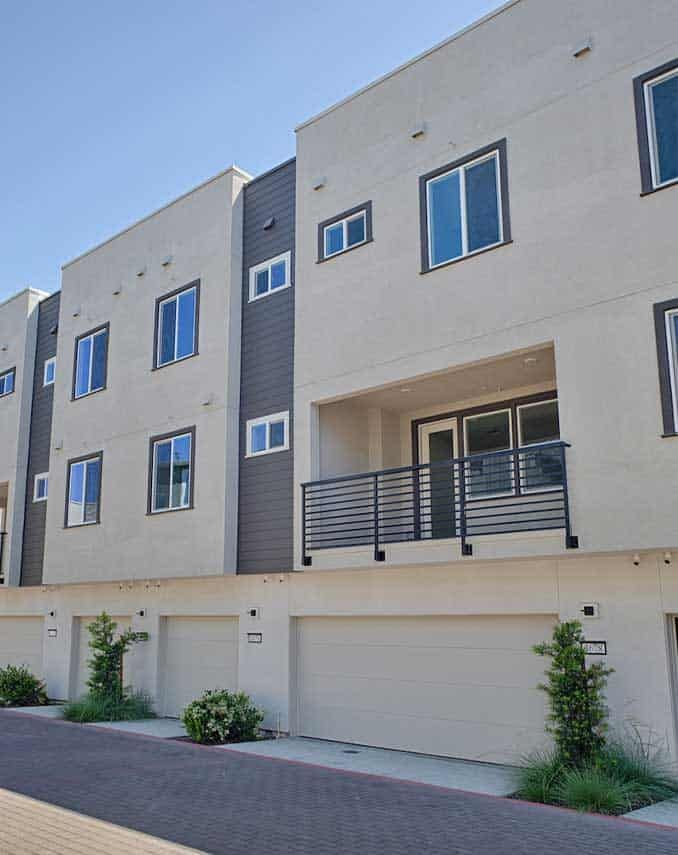 Exterior featured in the Plan 2 By Tri Pointe Homes in Oakland-Alameda, CA