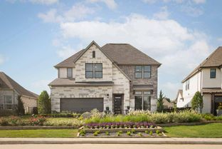 Martin - Lakes at Creekside 50': Tomball, Texas - Tri Pointe Homes