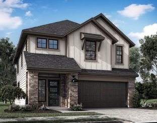 Tyler - Westridge Cove 40: Conroe, Texas - Tri Pointe Homes