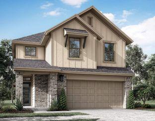 Barton - Westridge Cove 40: Conroe, Texas - Tri Pointe Homes