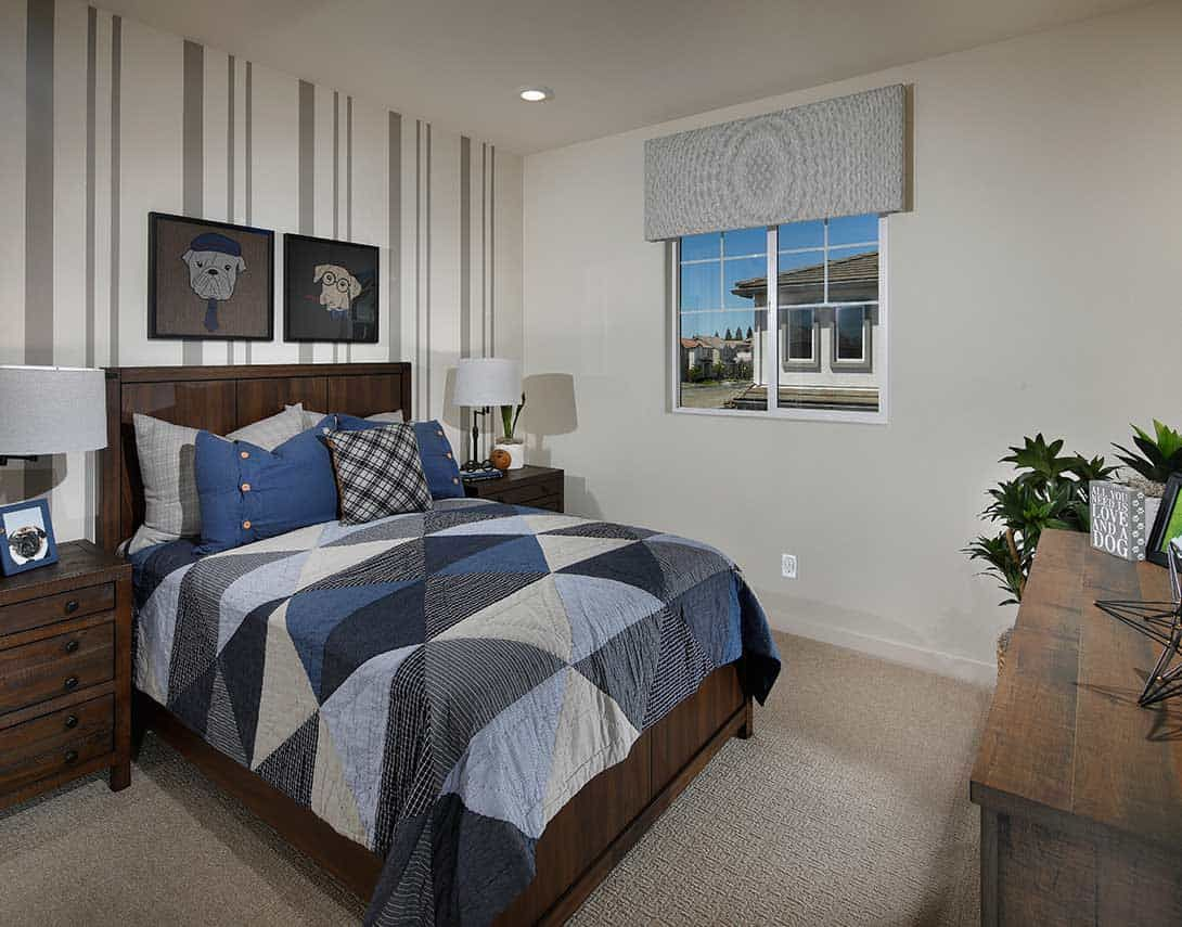 Bedroom featured in the Plan 1 By Tri Pointe Homes in Sacramento, CA