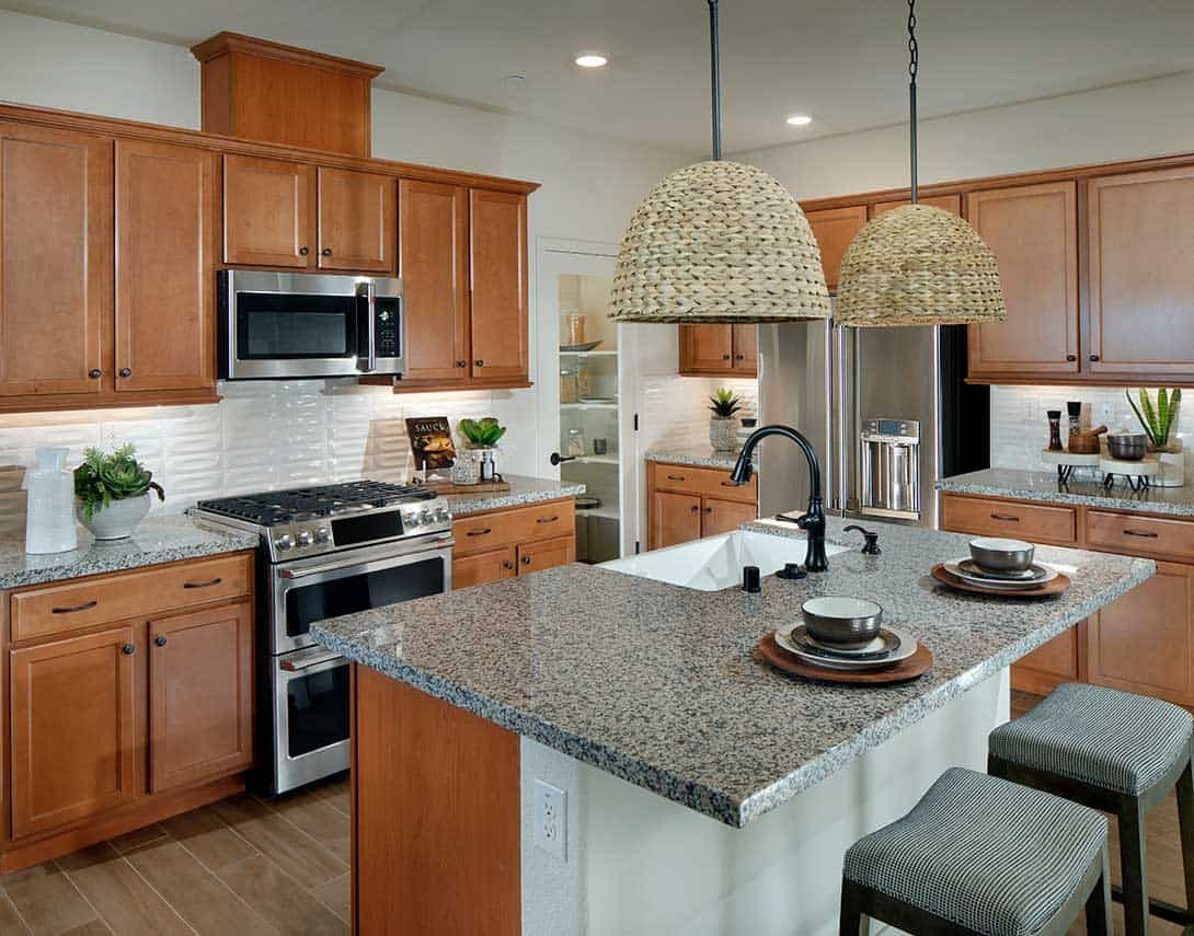 Kitchen featured in the Plan 1 By Tri Pointe Homes in Sacramento, CA