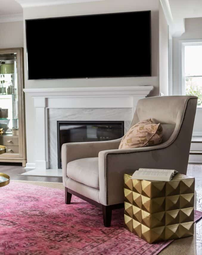 Living Area featured in the Plan 1 By Tri Pointe Homes in Charlotte, NC