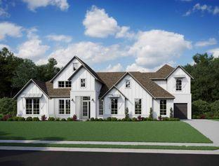 Meritage - Fulshear Run 1/2 Acre: Richmond, Texas - Tri Pointe Homes