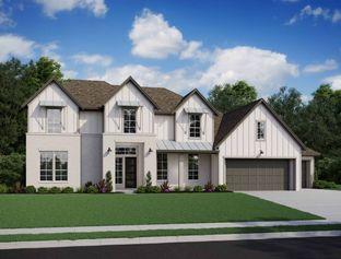 Marsala - Fulshear Run 1/2 Acre: Richmond, Texas - Tri Pointe Homes