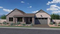 Canopy South by Tri Pointe Homes in Phoenix-Mesa Arizona