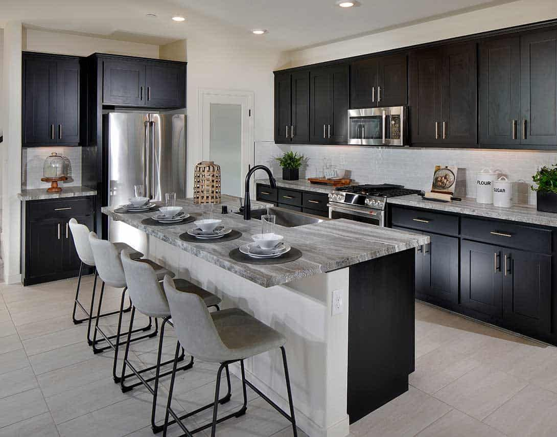 Kitchen featured in the Plan 3 By Tri Pointe Homes in Sacramento, CA