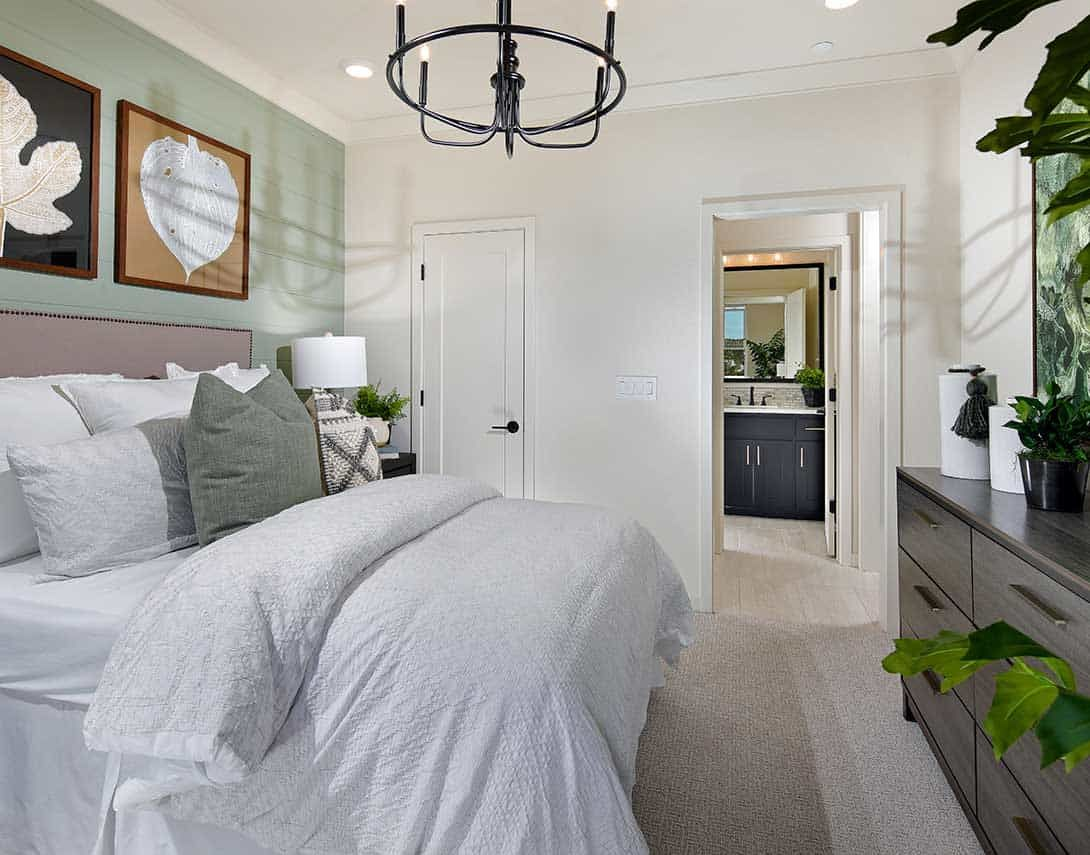 Bedroom featured in the Plan 3 By Tri Pointe Homes in Sacramento, CA
