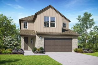 Lantana - Terrace Collection at Turner's Crossing: Austin, Texas - Tri Pointe Homes
