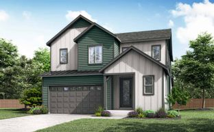 Plan 3501 - Prelude at Sterling Ranch: Littleton, Colorado - Tri Pointe Homes