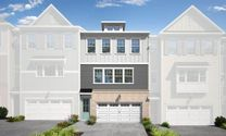 Townes at North Salem by Tri Pointe Homes in Raleigh-Durham-Chapel Hill North Carolina