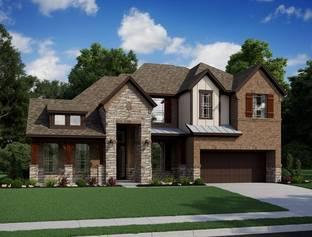 Barstow - Cross Creek Ranch 65': Fulshear, Texas - Tri Pointe Homes