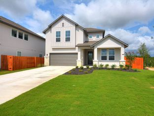 Caprock - River Collection at Meyer Ranch: New Braunfels, Texas - Tri Pointe Homes