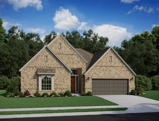 Cistern - Lakes at Creekside 65: Tomball, Texas - Tri Pointe Homes