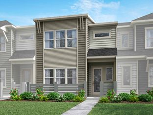 Plan 1 - Pennant Square: Kannapolis, North Carolina - Tri Pointe Homes