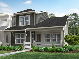 Plan 3 - Pennant Square: Kannapolis, North Carolina - Tri Pointe Homes