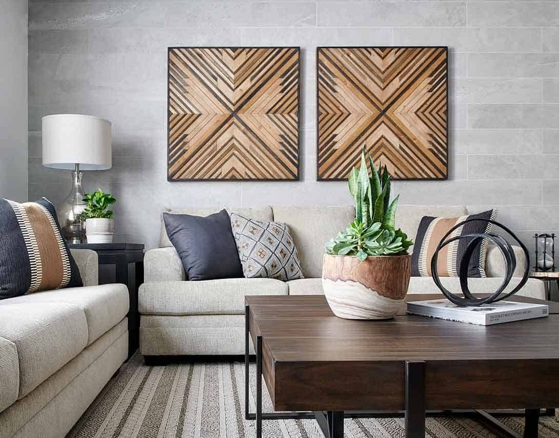 Living Area featured in the Plan 5 By Tri Pointe Homes in Orange County, CA
