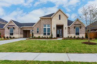 Carignan - LakeHouse 90: Katy, Texas - Tri Pointe Homes
