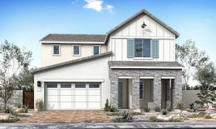 Willow - Grove at Madera: Queen Creek, Arizona - Tri Pointe Homes