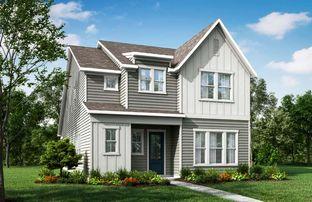 Plan 1 - Mayes Hall: Huntersville, North Carolina - Tri Pointe Homes
