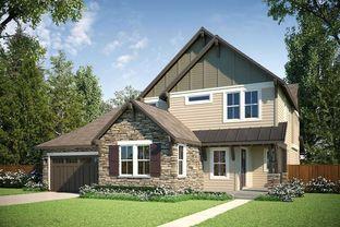 Plan M-310 - Cedar Landing: North Bend, Washington - Tri Pointe Homes