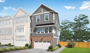 Residence 3 - Townes at North Salem: Apex, North Carolina - Tri Pointe Homes