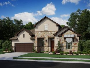 Stassney - River Collection at Meyer Ranch: New Braunfels, Texas - Tri Pointe Homes