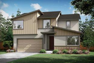 Plan A-260 - Poulsbo Meadows: Poulsbo, Washington - Tri Pointe Homes