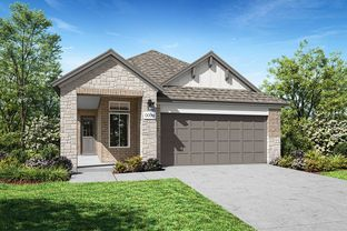 Arbor - Terrace Collection at Bar W Ranch: Leander, Texas - Tri Pointe Homes
