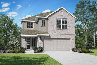 Skyview - Terrace Collection at Bar W Ranch: Leander, Texas - Tri Pointe Homes