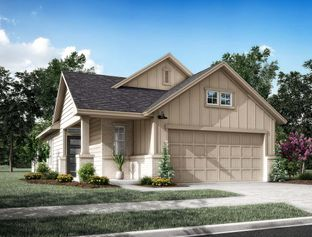 Blanco - Westridge Cove 40: Conroe, Texas - Tri Pointe Homes