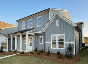 Plan 4 - Mayes Hall: Huntersville, North Carolina - Tri Pointe Homes