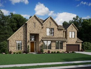 Trieste - Bridgeland 80: Cypress, Texas - Tri Pointe Homes