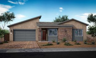 Luna - Whimbrel at Waterston North: Gilbert, Arizona - Tri Pointe Homes
