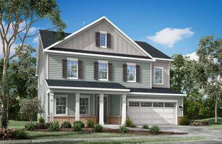 Plan 3 - Johnson Pond: Fuquay Varina, North Carolina - Tri Pointe Homes