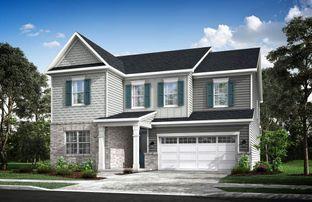 Plan 6 - Johnson Pond: Fuquay Varina, North Carolina - Tri Pointe Homes