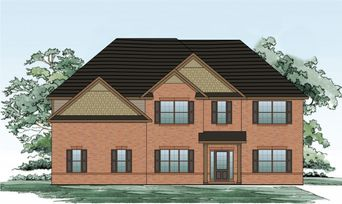 South Wind In Fairburn Ga New Homes Amp Floor Plans By