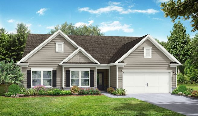 217 Stonecreek Bend (EXPO Homes  The Riverton)