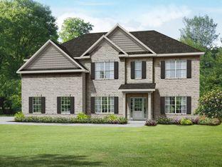 Stephen Elliott Homes  The Rosewood Side Entry - Union Crossing: Atlanta, Georgia - Stephen Elliott Homes