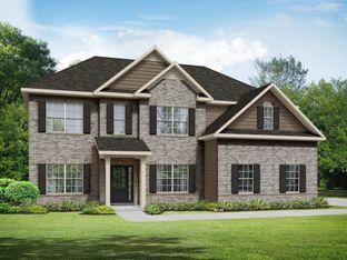 Stephen Elliott Homes  The Wendell Side Entry - Union Crossing: Atlanta, Georgia - Stephen Elliott Homes
