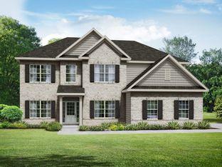 Stephen Elliott Homes  The Brookdale Side Entry - Cove Lake Estates: Conley, Georgia - Stephen Elliott Homes