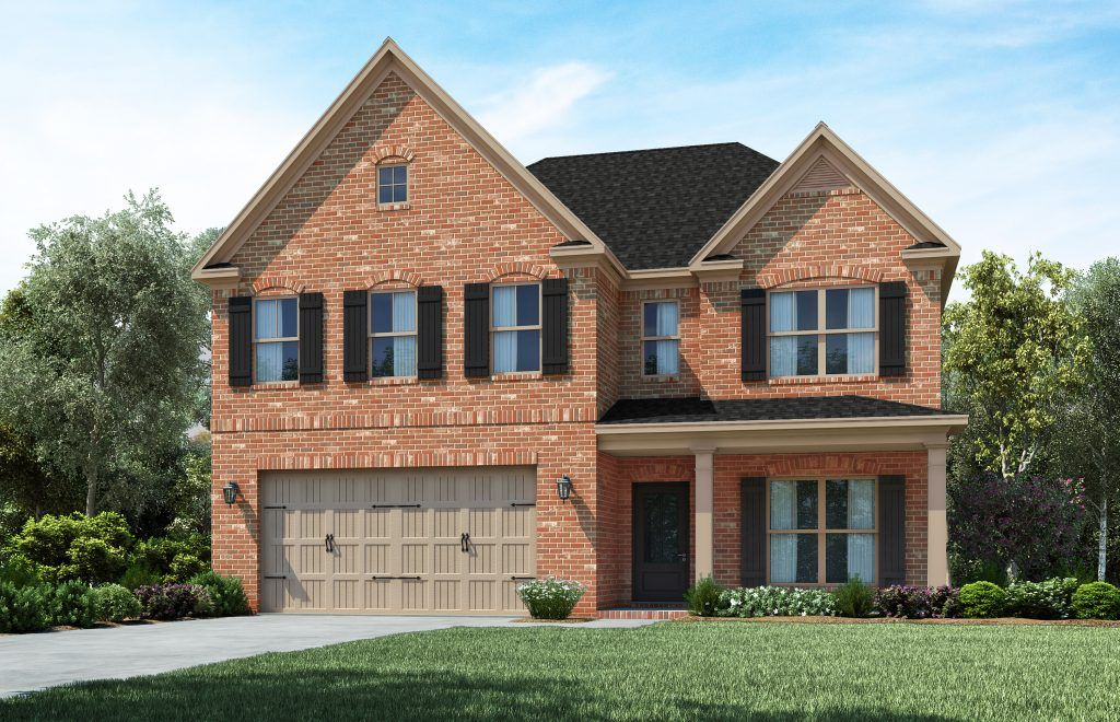 SR Homes  The St. James-Design-at-Gates at Limestone Creek-in-Gainesville