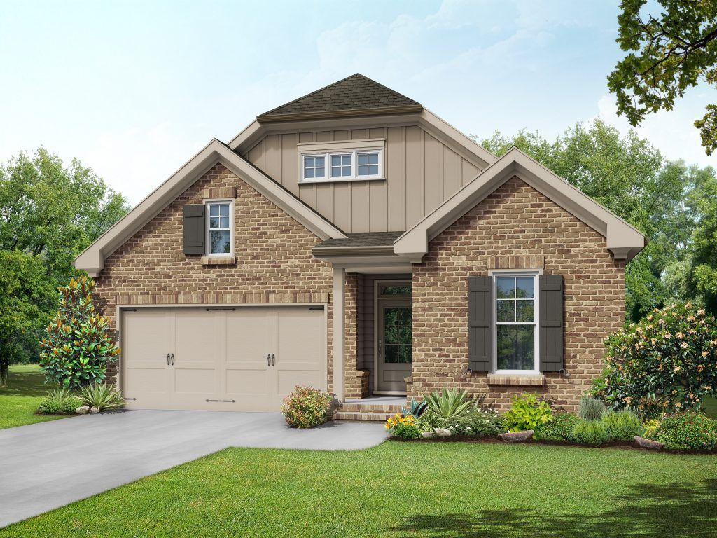 Exterior featured in the Tyler Chandler  The Edmund By Tyler Chandler Homes in Atlanta, GA