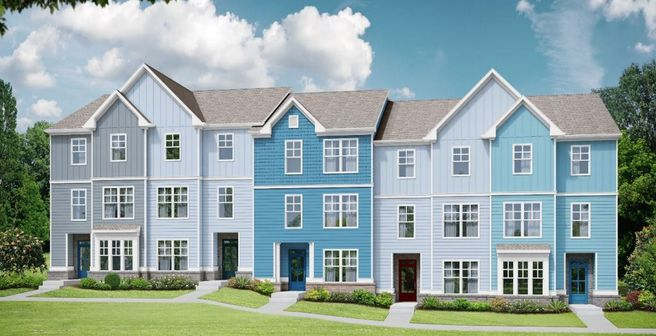 Heatherland Homes  Townhomes 9599