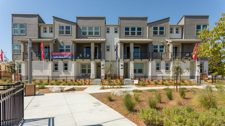 Nova At The Vale In Sunnyvale Ca New Homes By Taylor